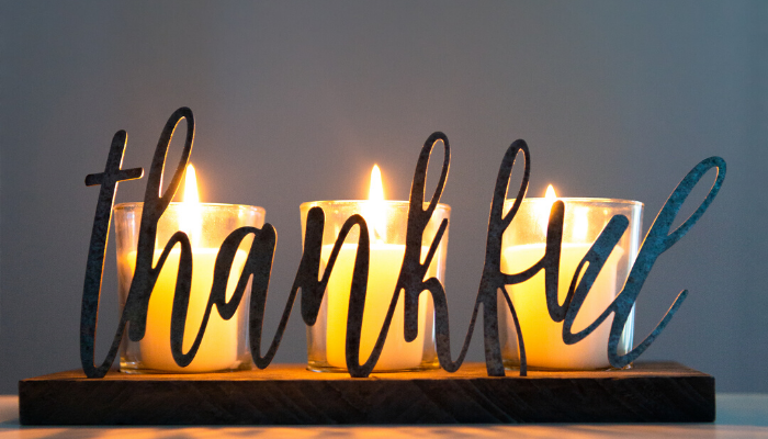 Gratitude Can Change Your Life